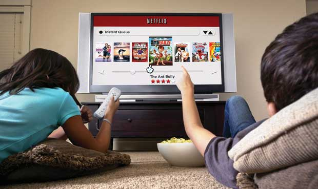 Netflix is really popular on Xbox 360, Wii, PS3