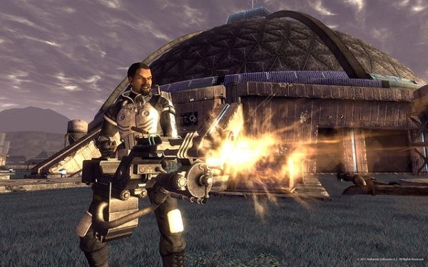 Fallout: New Vegas Gets New Trailer for Old World Blues Videos  Fallout: New Vegas