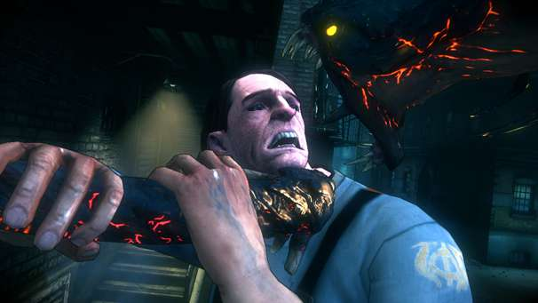 The Darkness 2 Delayed Till Next Year, Playable at CC 11