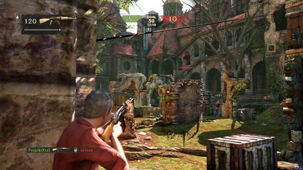 Uncharted 3 Beta Extended