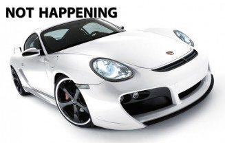 No Porsche in Forza 4