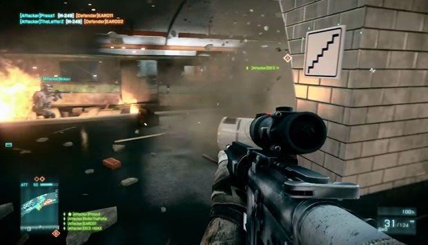 Battlefield 3 TDM supports 24 players News PlayStation  Battlefield 3