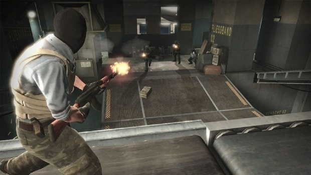 Counter Strike:GO hands on at PAX 11 News  Valve Counter-Strike: Global Offensive