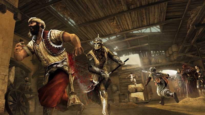 Assassins Creed Multiplayer Beta