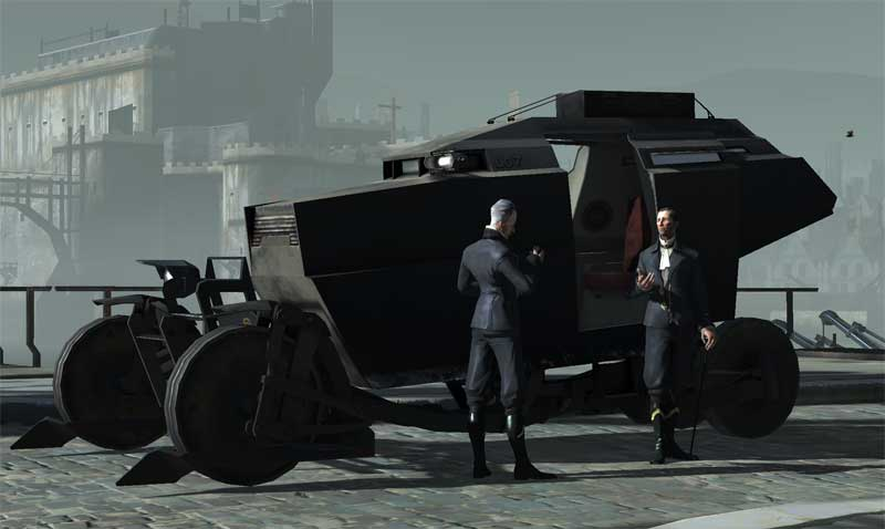 Latest Dishonored Screenshots