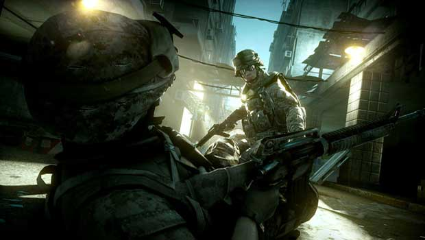 Hands on with Battlefield 3 on PlayStation 3