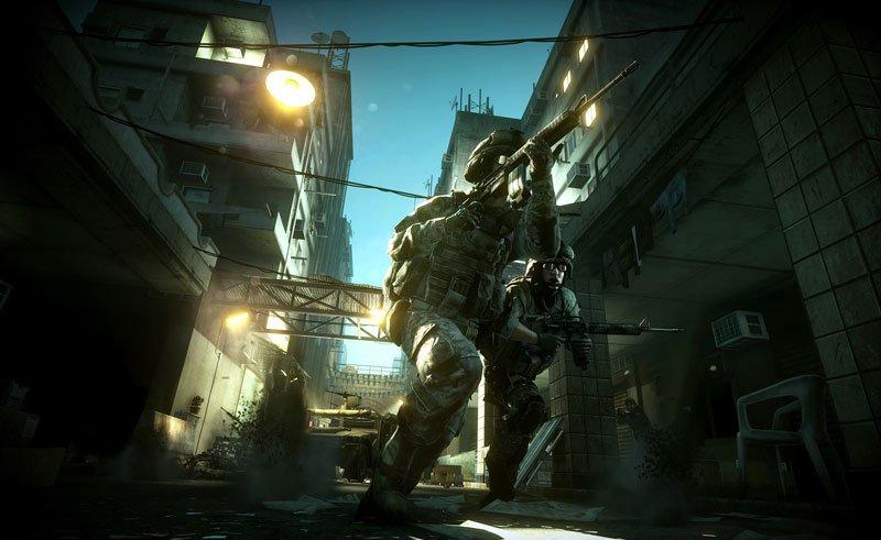 DICE working on 3D Spotting for Battlefield 3 News PlayStation  Battlefield 3