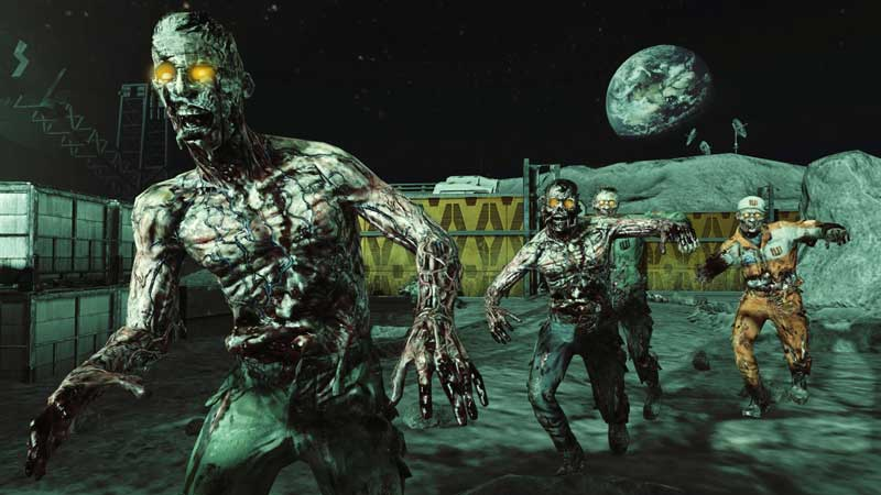 Black Ops Rezurrection Goes to the Moon in Latest Screens