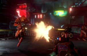 The Neon Glow of Prey 2 Screenshots  Prey 2