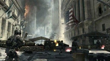 Graphics aren't the major selling points of Modern Warfare 3
