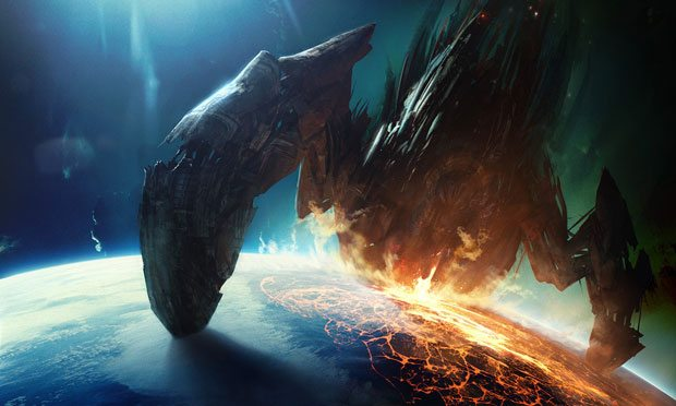 Mass Effect 3 Could End Tragically