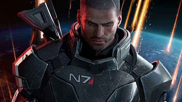 Bioware finished with Shepard after Mass Effect 3 News PlayStation  Mass Effect 3