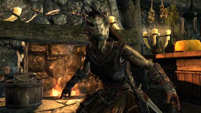 Character Screens Revealed For Elder Scrolls V: Skyrim