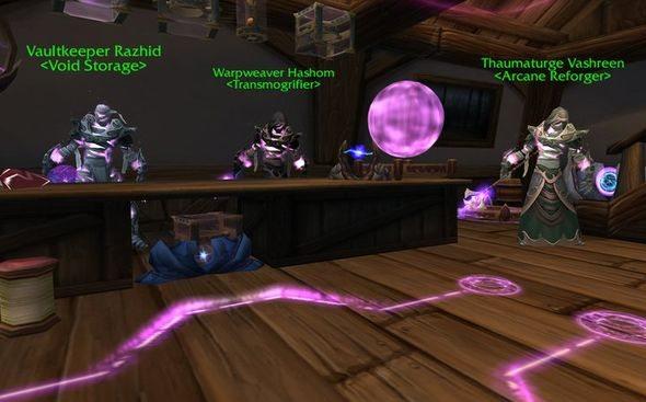 World of Warcraft Content Update