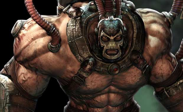 Bane fights side by side with Batman in Arkham City