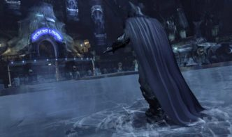 Batman: Arkham City Explored from the Sky News PlayStation Screenshots  Batman Arkham City