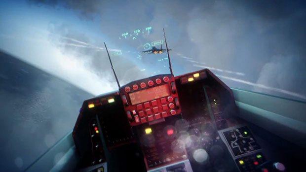 Battlefield 3 Jets