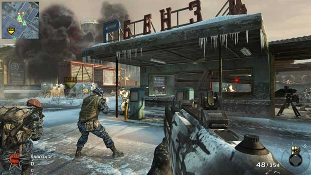 Black Ops Patch Removes Second Chance & Ghost Perks News  Black Ops