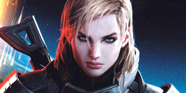 Mass Effect 3: Are blondes so bad?