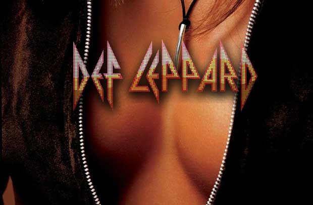 Def Leppard Pours Some Sugar on Rock Band