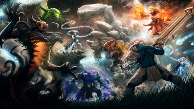 DOTA 2 Screens Leak Ahead of Gamescom News  DOTA 2
