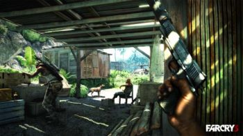 Welcome to the Jungles of Far Cry 3 News PlayStation Screenshots  Far Cry 3