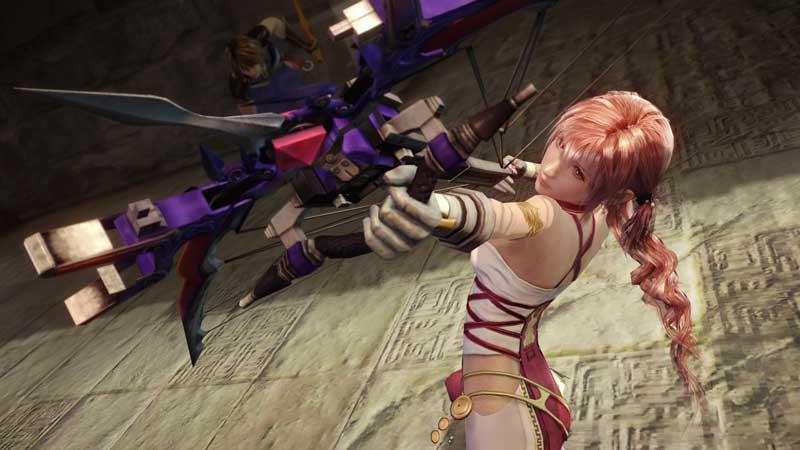Final Fantasy XIII-2 Review PlayStation Reviews Xbox  Final Fantasy XIII 2