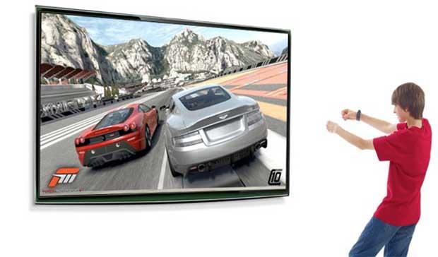 Forza 4 Kinect