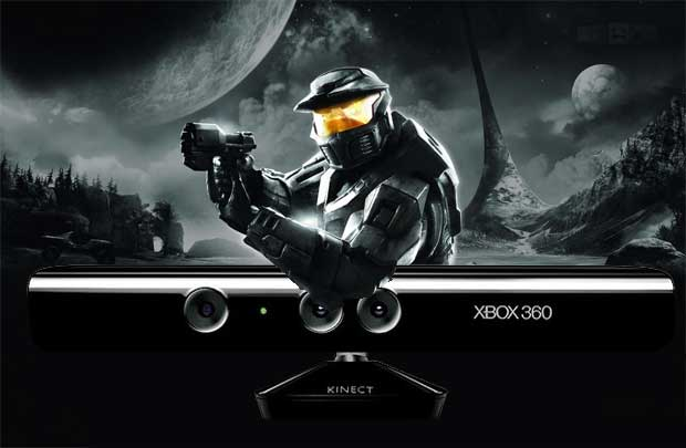 Don't get 'hyper-excited' over Kinect features in Halo
