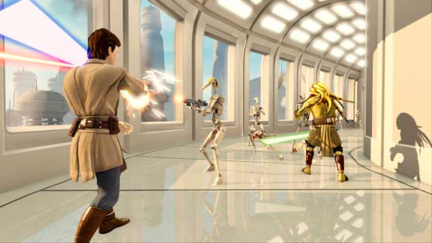 Kinect Star Wars delayed