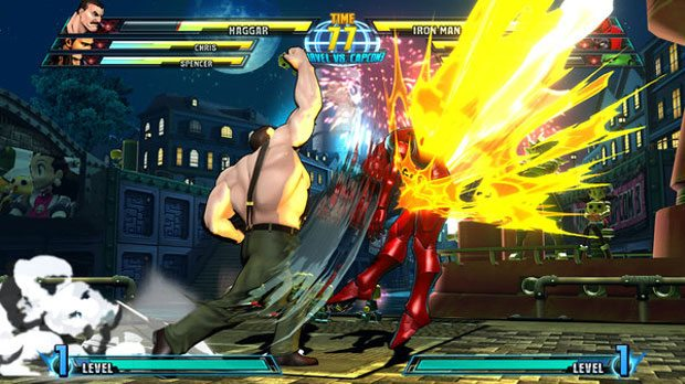 Marvel Vs. Capcom 3 Coming to PS Vita