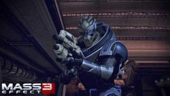 Mass Effect 3 Will Have Multiplayer News PlayStation  Mass Effect 3