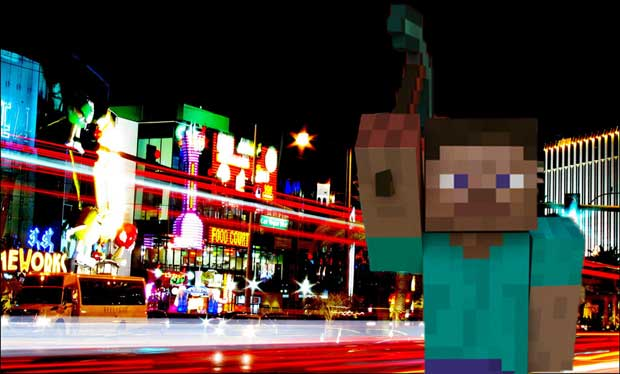 Minecraft Convention Registration Opens Tomorrow