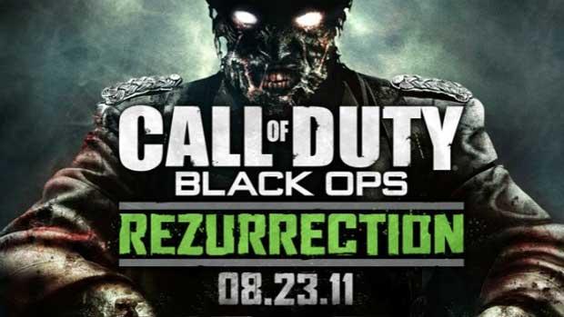 Black Ops Rezurrection Map Pack Giveaway News  Black Ops