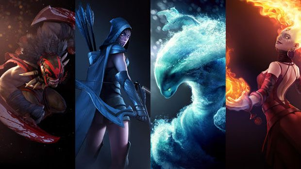 DOTA 2 Gamescom Trailer News Videos  DOTA 2
