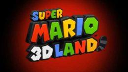 Nintendo Finalizes Super Mario Land 3DS