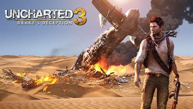 Despite What You Might Think, Uncharted 3 is Still A Video Game News PlayStation  Uncharted 3
