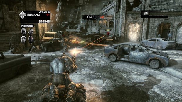 Gears of War 3 Review Reviews  Gears of War 3