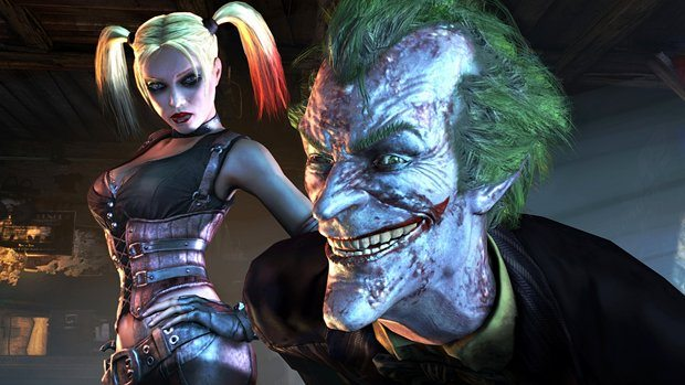 The Joker gets diabolical in latest Batman: Arkham City Trailer Videos  Batman Arkham City