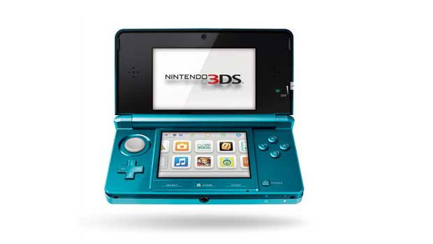 Big 3DS Titles Dated, Some Set for 2012