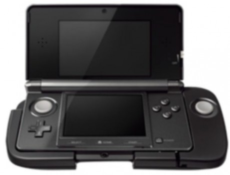 Second Analog For Nintendo 3DS Will Hit Stores on Dec 10th News  Nintendo 3DS