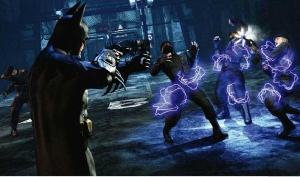 Arkham City New Game Plus