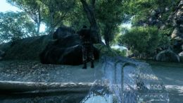 Crysis Screenshots for Xbox 360