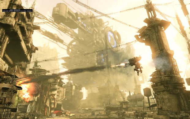 New Hawken footage continues to impress News  Valve Hawken EA