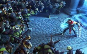 Orcs Must Die Interactive Trailer is Something