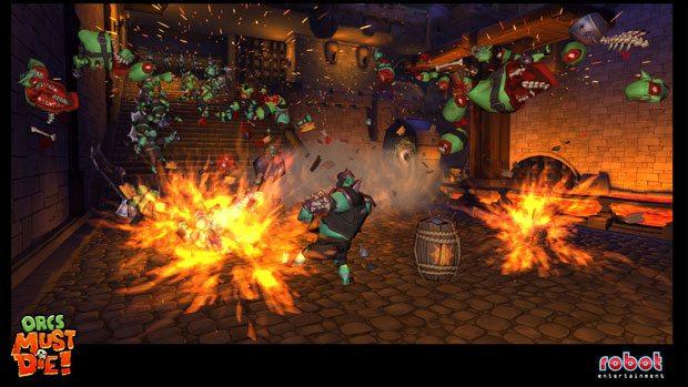 Orcs Must Die Set for October 5th on XBLA News  Orcs Must Die
