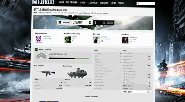 Problemas con las stats desde Battlelog [Aviso] Battlefield-3-battlelog
