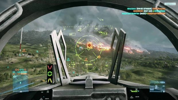 Helicopters, Jets, Tanks, and More in Latest Battlefield 3 Beta Footage News Videos  Battlefield 3