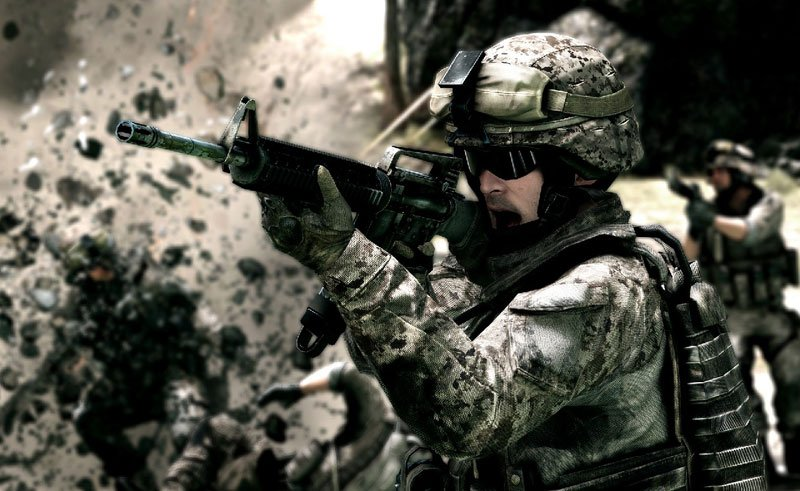 Battlefield 3 Will Feature 9 Maps with 45 Variations News PlayStation  Battlefield 3