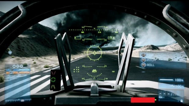 Battlefield 3 Xbox 360 Early Gameplay Captured News  Battlefield 3
